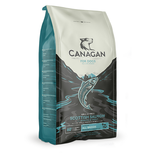 Canagan Dog Dry Scottish Salmon