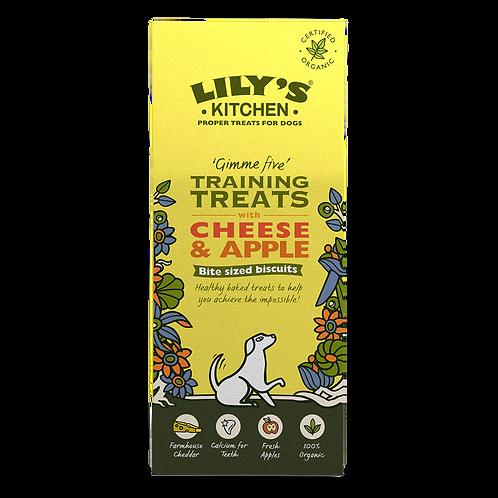 Lilys Kitchen Dog Treats Training 100g