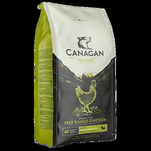 Canagan Dog Dry Free Run Chicken Small Breed 2kg
