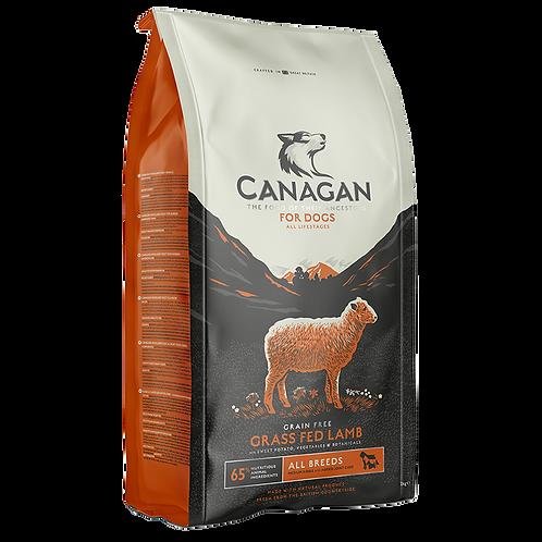 Canagan Dog Dry Grass Fed Lamb