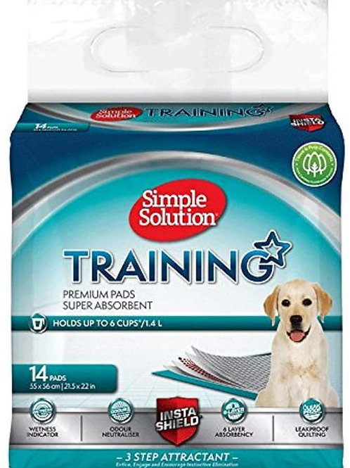 Simple Solution Training Pads 30 pk