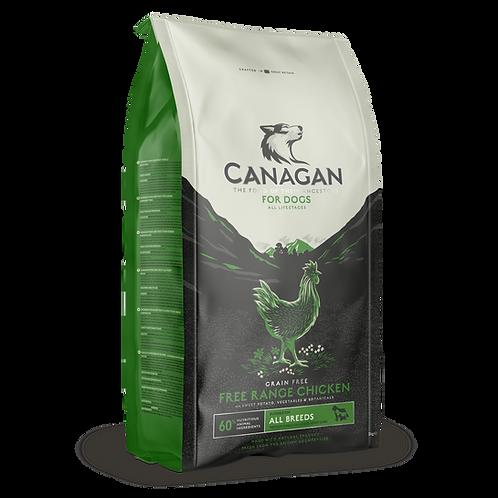 Canagan Dog Dry Free Run Chicken