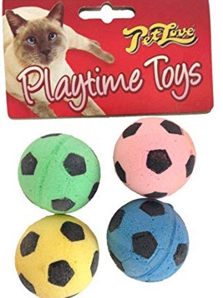 Petlove Sponge Footballs