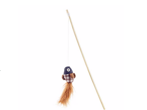 Hunter Cat Toy Elroy Dangler Fish