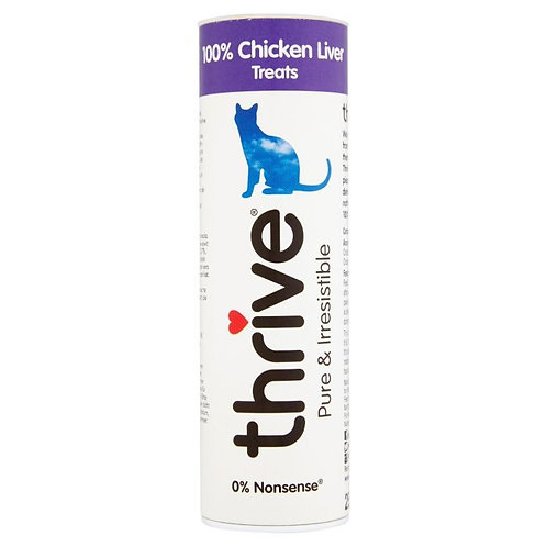 Thrive Cat Treats Liver  25g