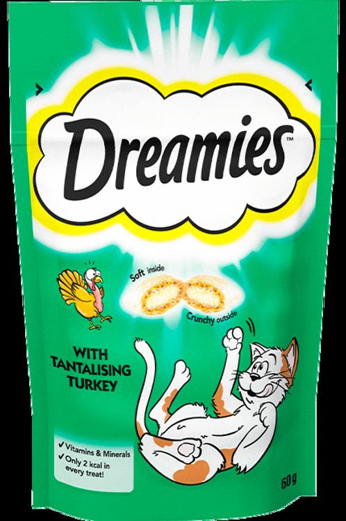 Dreamies Treats Turkey 60g