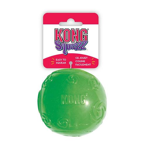 Kong Squeezz Dog Ball Medium