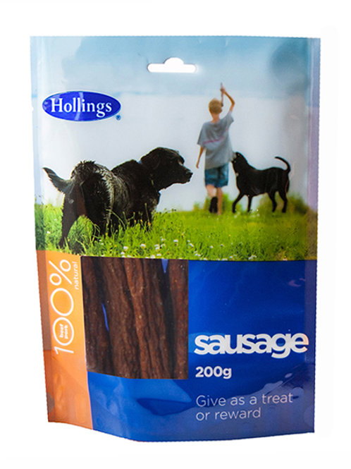 Hollings Sausage 200g
