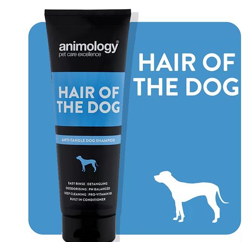 Animology Shampoo Hair Of The Dog 250ml