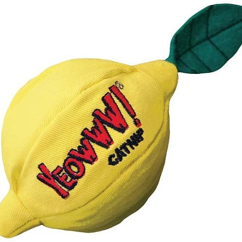 "Yeowww Catnip Lemon 3"""