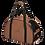 Thumbnail: Gor Pets Kensington Carrier Small Tweed