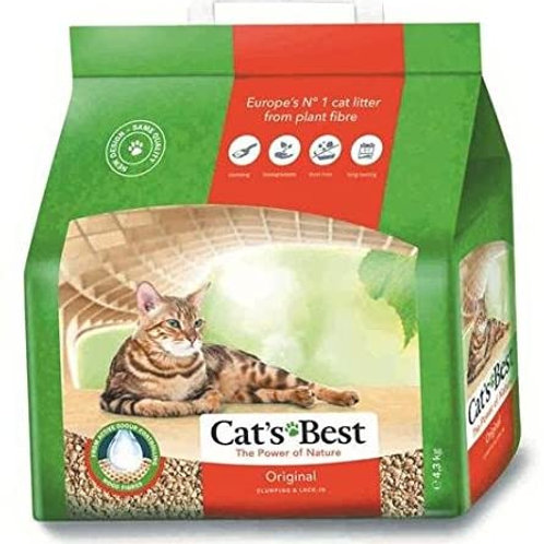 Cats Best Original Litter 10L