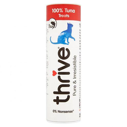 Thrive Cat Treats Tuna Treats 25g