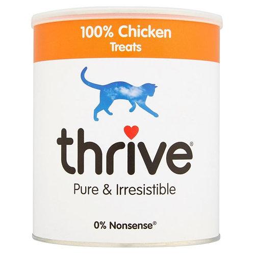 Thrive Cat Chicken Treats 200g