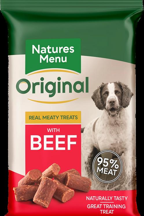 NM Dog Treat Beef 60g