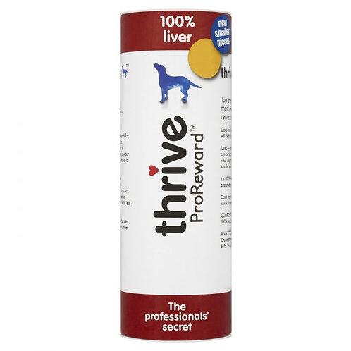 Thrive Dog Proreward 100% Liver 60g