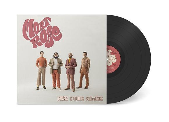 Vinyle / Mort Rose - Nés pour aimer