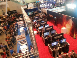 PAX booth