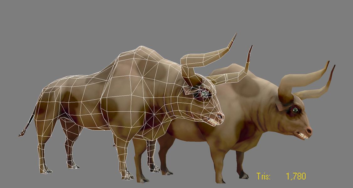 Rodeo Bull Wii specs