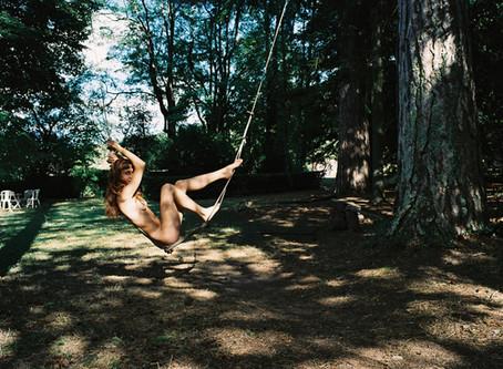A very nice swing