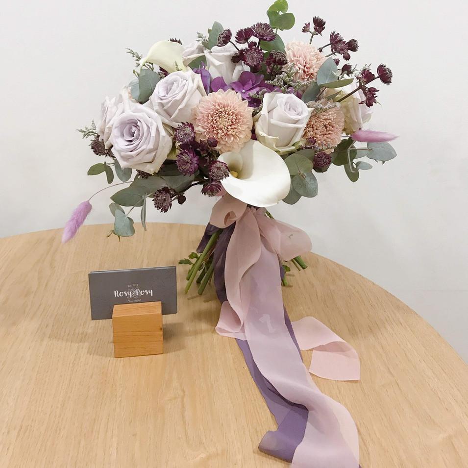 Soft Purple Theme