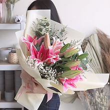 Pink Loving Lily