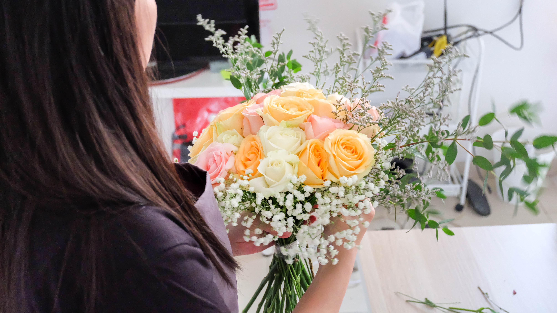 Beginner: Basic Flower Workshop