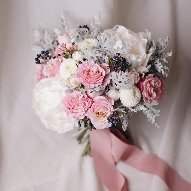 Caroline & Robby Flower Bouquet. Sweet p