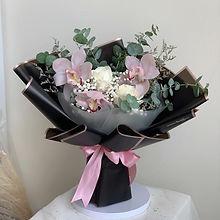 Soft Pink Mini Orchid