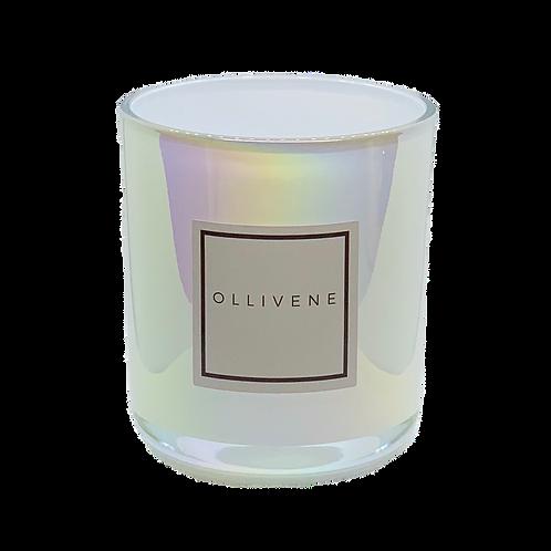Luxury Vessel Iridescent White