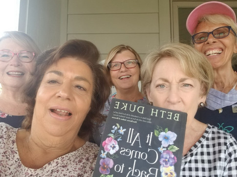 Lovely Ladies in Tellica Village, Tennessee