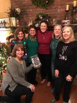 The Ladies of the Night Book Club, Buffalo, New York