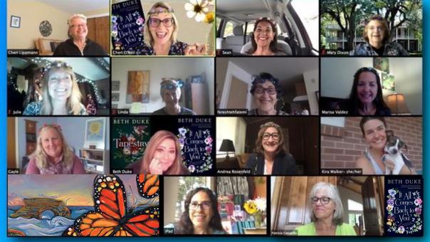 Sisters Book Share, Santa Cruz, California