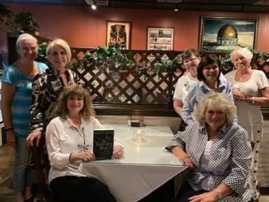 Beautiful Ladies of The Cosmopolitan Book Club, Mobile, Alabama