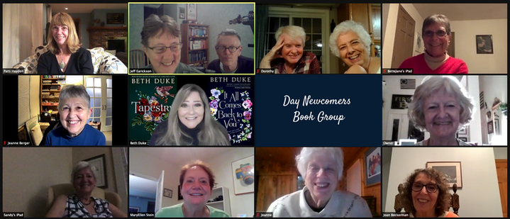 Day Newcomers Book Group, Maine
