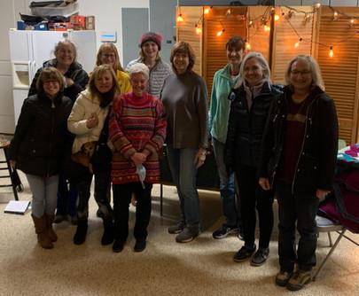 Barnstormers Book Club (as in Pilots!), Sandy Shores, Texas