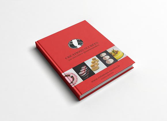 Ebook Vol.1 Créations Sucrées