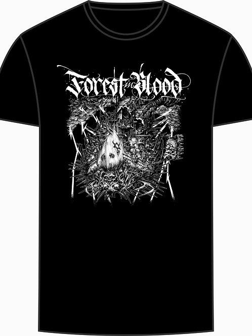 T-Shirt GRRR Black