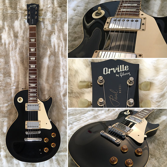 Les Paul Standard - Black - 1992