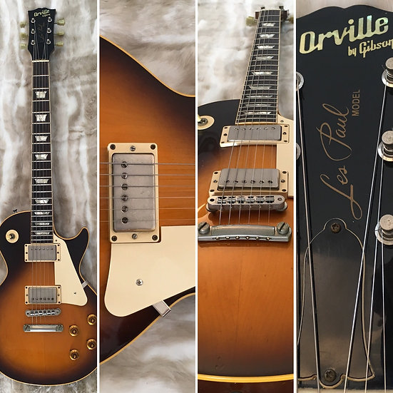 Orville by Gibson - Les Paul Standard Reissue 57 - 1993
