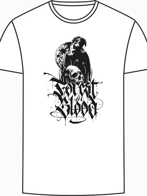 T-Shirt PARROT White
