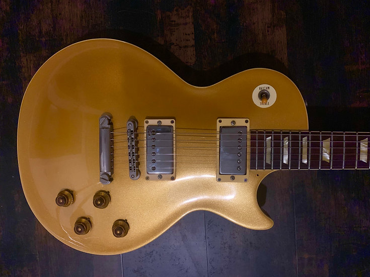 Orville by Gibson - Les Paul Standard - GOLDTOP-1988