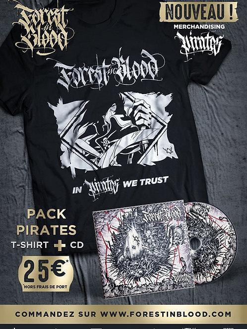Pack Pirate de l'Espace