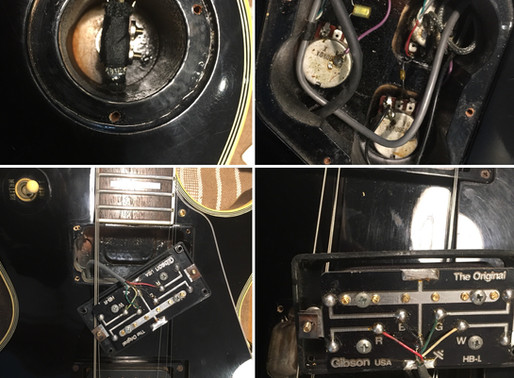 Un peu d'histoire sur ces micros Gibson The Original Bill Lawrence