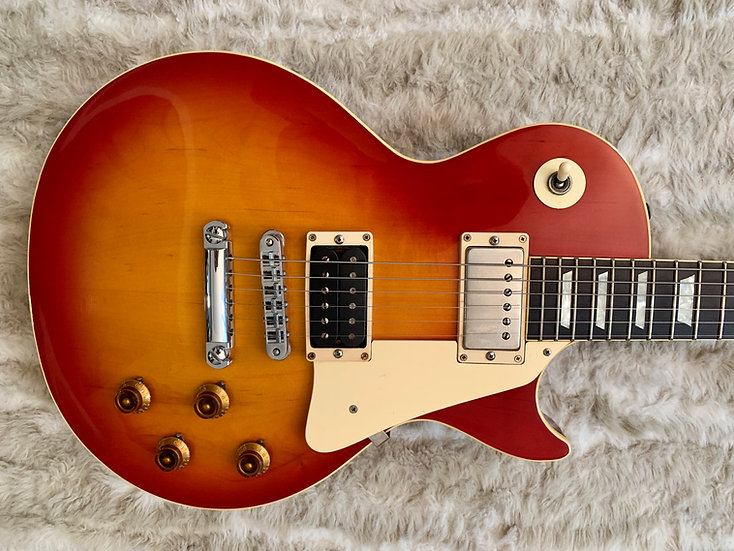 Orville by Gibson - Les Paul Standard Cherry 1989