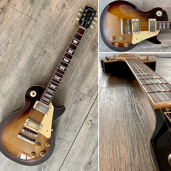GRECO Les Paul Standard Super Power Tabacco 1980