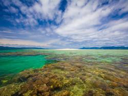 Paradise island, Natewa Bay, Fiji