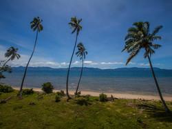 Exotic paradise, Natewa Bay, Fiji