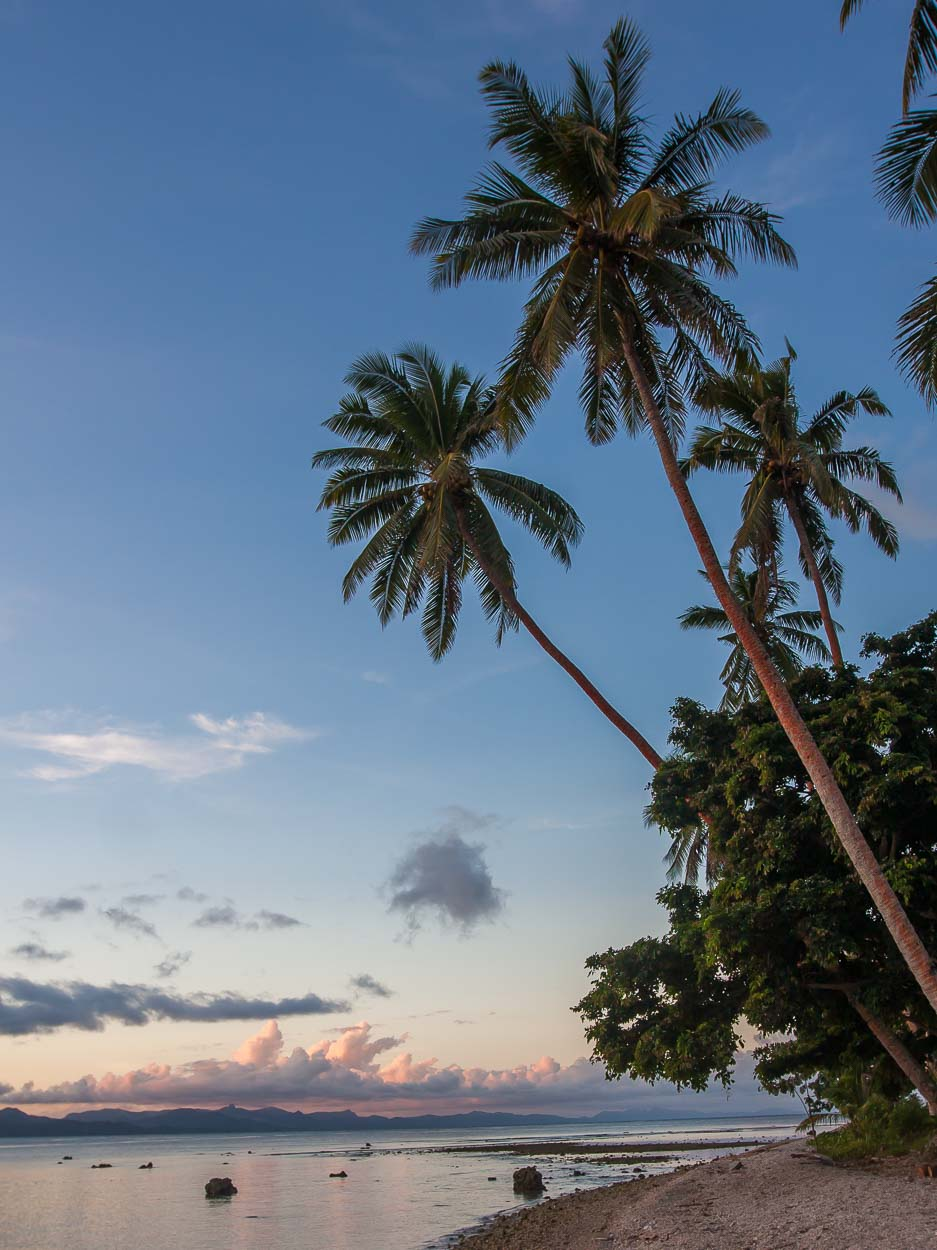 Tropical paradise, Natewa Bay, Fiji