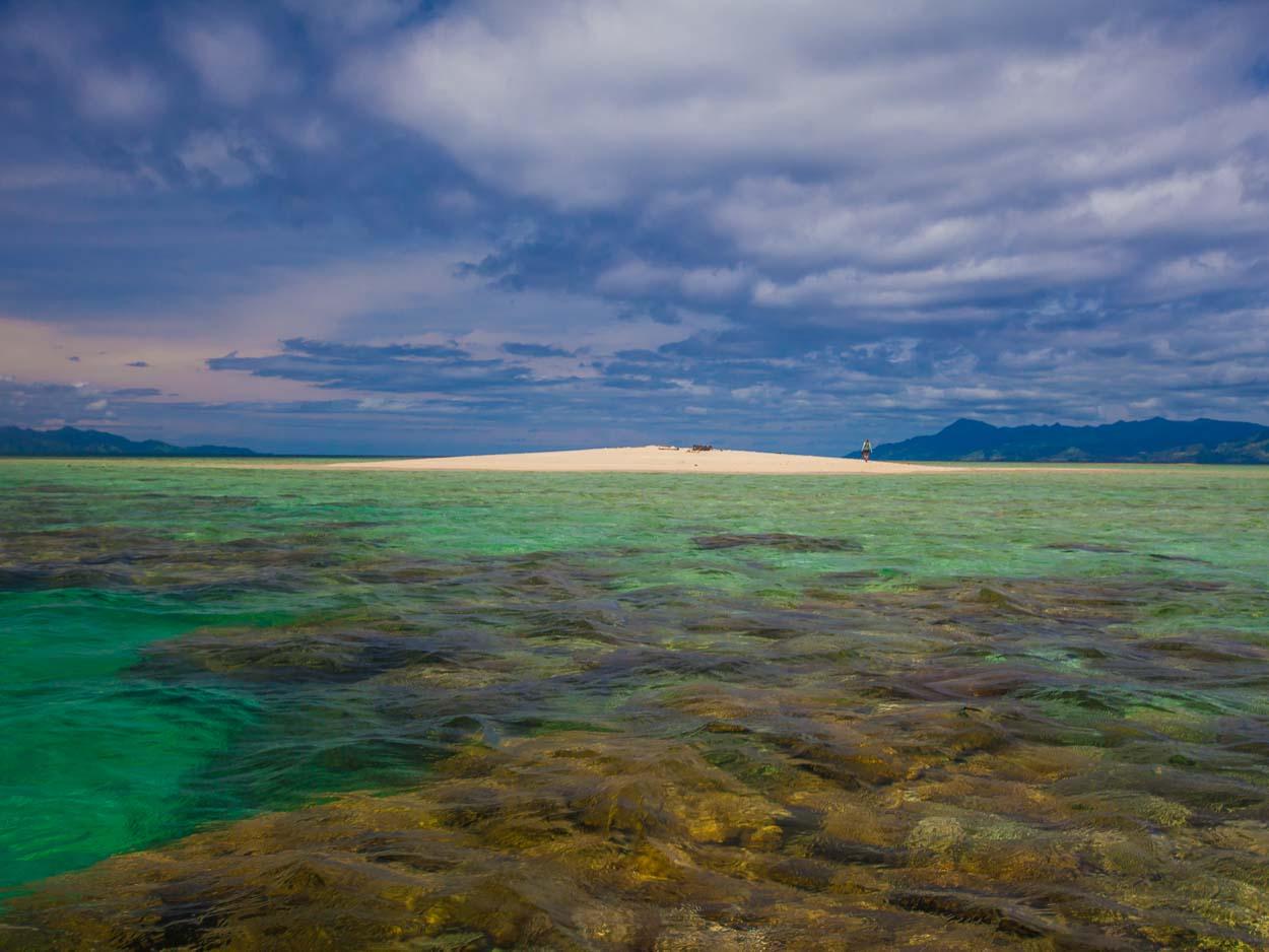 Paradise beach, Natewa Bay, Fiji